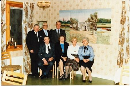 Gödestads kyrka, Blomsterfondens första gåva
