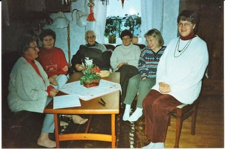 Gödestads kyrka, Styrelsen Gödestads blomsterfond 1996