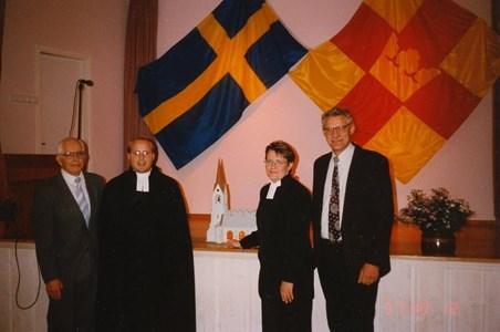 Gödestads kyrka, 100-års jubileum