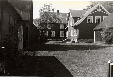 Riksdagsmannagårdens innergård