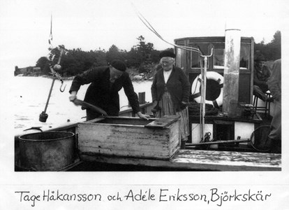 Tage Håkansson m fl