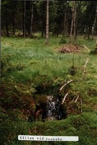 Svensbo källa