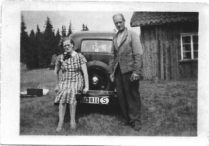 Wallins på 1940-talet