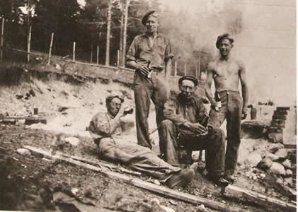 Kvarnvik Kolning vid Hemmingstorp
