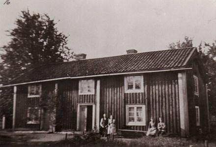 Gärdsnäs Nedre  Gamla Hultmansgården