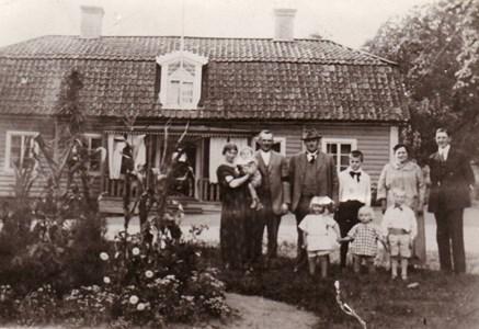 Grävsätter 1925