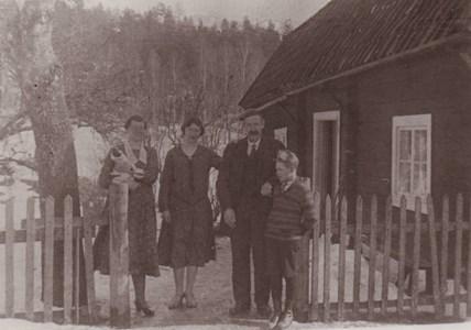 Domarvik ca: 1930