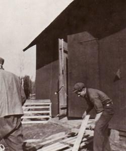 Ladugårdsbygge 1937