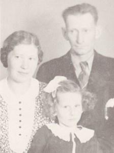 Familj Karlsson i Domarvik