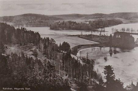 Kolviken  Hägerstad slott