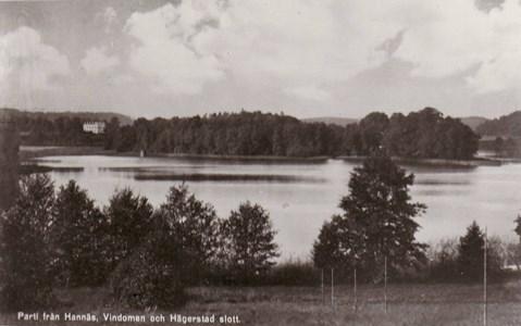 Vindomen och Hägerstad slott