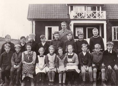 Holmbo 3-4 klass 1938
