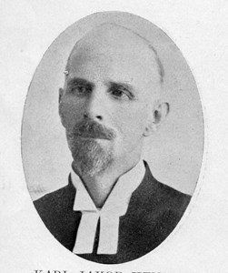 Karl Jakob Henrik Östberg