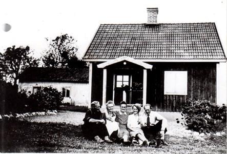 Familjen Lendin , Gåsmyran Härad.