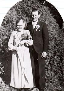 Aina och Erik Andersson, Lishagen Härad