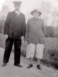 Makarna Axel och Hilda Gustafsson Asphult, Härad