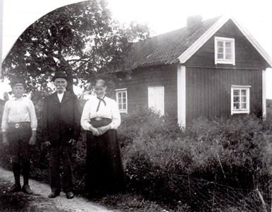 Djäknekärr, Härad 1910