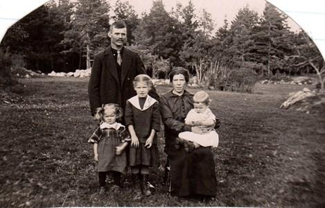 Familjen Thorslund, Johannestorp, Härad