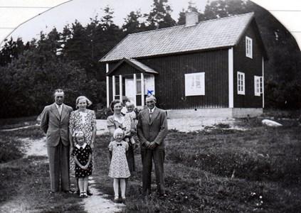 Familjen Gustavsson Johannestorp, Härad