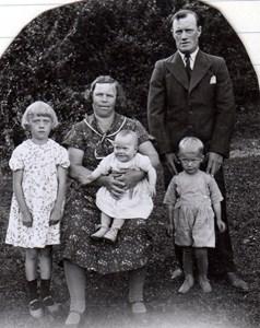 Familjen Bärgård, Johannestorp, Härad