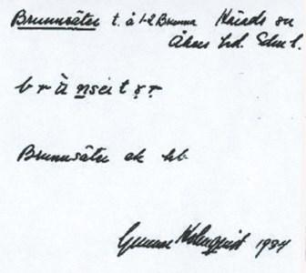 Brunnsäter 1934