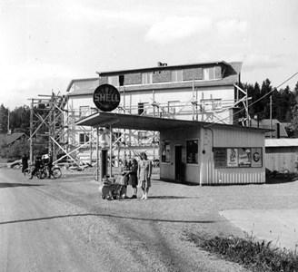 Centrumhuset Skogstorp