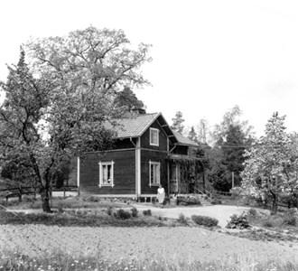 Kuskbostaden Rosenfors fabriker