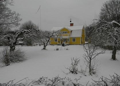 Elfvik #13 Nya huset