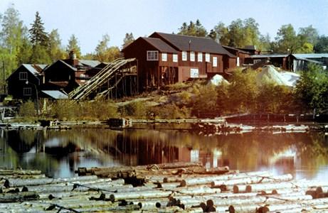 Årby Såg #04 Från Sjön 1980