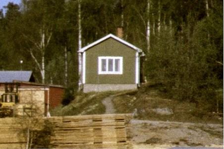 Årby Såg #13 Gröna huset