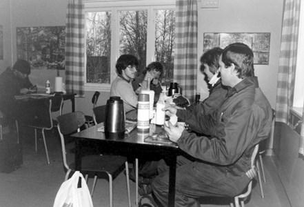 Årby Såg #14 Lunch i 'Gröna Huset'