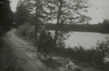Vägen vid sjön 1933 #02