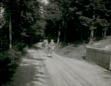 Vägen vid sjön 1933 #01