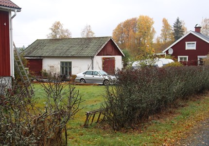 Solgården #13 Verkstaden