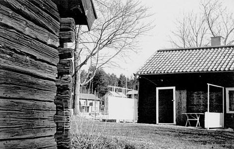 Ålläng Bagarstugan