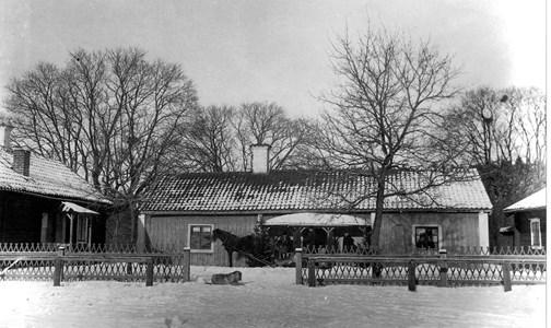 Hållsta Gästgiveri 1889