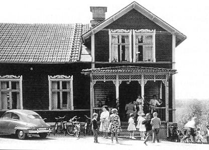Husby Värn skola 1964