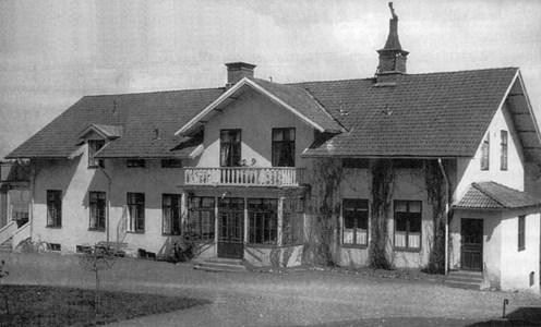 Trantorp - åldersdomshem till 1968