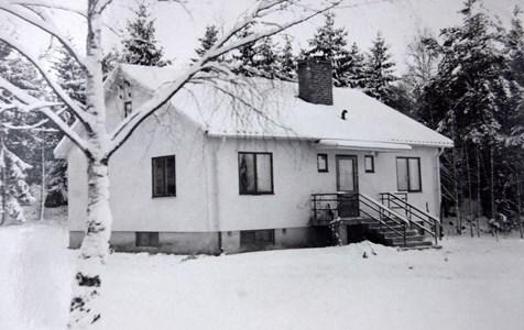 Furuvik, vinter