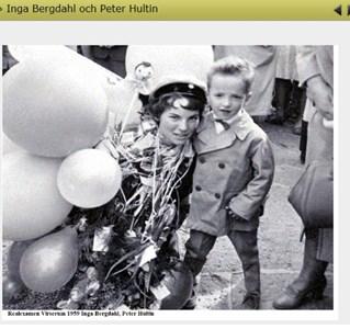 Inga Bergdahl Peter Hultin
