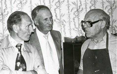 Ingvar Svensén Johan Carlsson Sven Haag