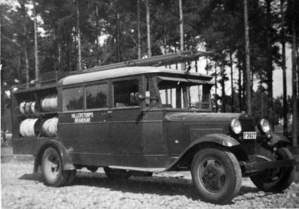 Brandkåren 1930