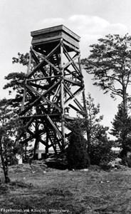 Fågeltornet 1958