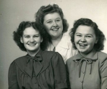 Berit, Dollan och Maja