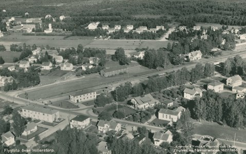 Hillerstorp 1958