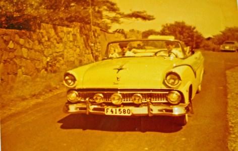 Olle och Kalles bil