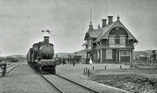 Hillerstorps station