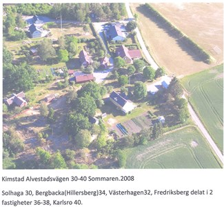 Krokhagen flygfoto