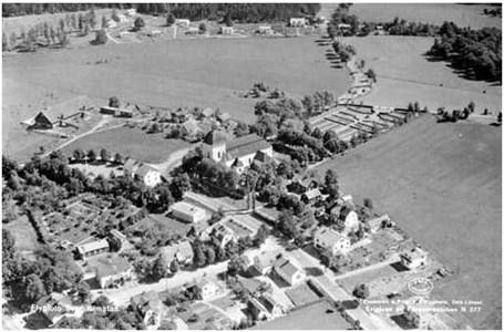 Kyrkan flyg 1952