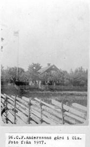 0096 Ola, C. F. Anderssons gård 1917.jpg